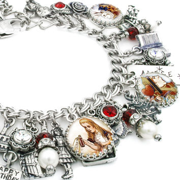 Alice in Wonderland Jewelry