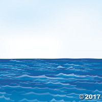 Design-A-Room Water Backdrop