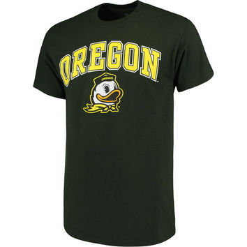 Oregon Ducks Fanatics Branded Campus T-Shirt - Green