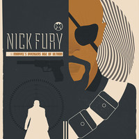 """Nick Fury"" by Matt Needle"