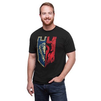 Warcraft Movie Choose Your Allegiance Tee