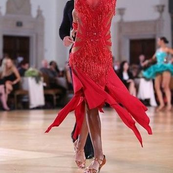VESA Latin Ballroom Dress