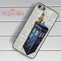 Peter Pan Tardis - zFzF for  iPhone 4/4S/5/5S/5C/6/6+s,Samsung S3/S4/S5/S6 Regular/S6 Edge,Samsung Note 3/4