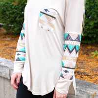 Time Sequence Blouse