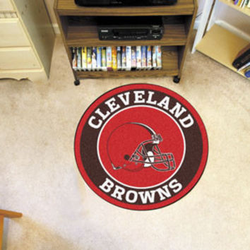 Cleveland Browns Roundel Mat