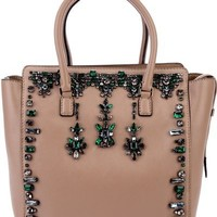 Valentino Embellished Tote - Spinnaker 101 - farfetch.com