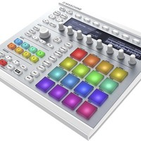 Native Instruments - MASCHINE Controller - White