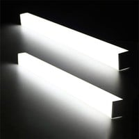Modern led mirror light 8W 10W waterproof wall lamp fixture AC220V Acrylic wall mounted bathroom lighting