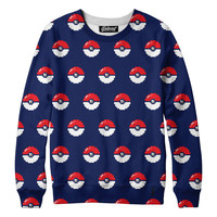 Capture Balls Sweatshirt