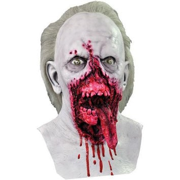 Costume Mask: Day of the Dead Doctor Tongue Mask