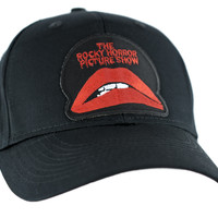 Rocky Horror Picture Show Hat Baseball Cap Alternative Clothing Cult Movie