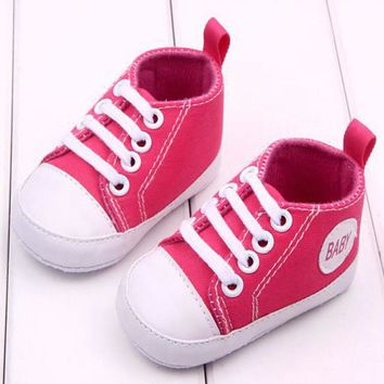 Newborn Baby Walking Shoes