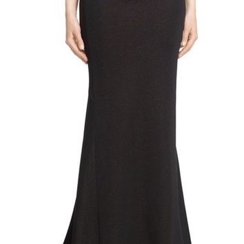 St. John Collection 'Sofia' Sparkle Knit Mermaid Skirt with Train | Nordstrom