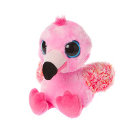 YooHoo and Friends Pink Plush Flamingo - 7