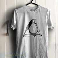 Deathly Hallows Shirt Harry Potter Magic Shirt