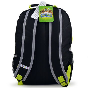 Skylanders Swap Force Backpack [Green/Black]