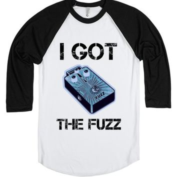 I Got The Fuzz - Blue