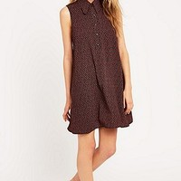 Urban Outfitters Hexagon Shirt Dress - Urban Outfitters