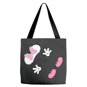 Creating a Little Disney Magic Baby Girl Tote Bags