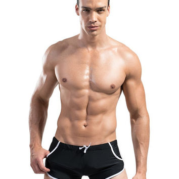 Men Swimwear Swimming Trunks Low Waist - 10 colours and different sizes