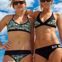 Rox Custom Beach Volleyball Uniforms - Rox Volleyball