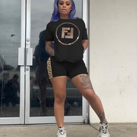 FENDI Two Pieces Sportswear F81
