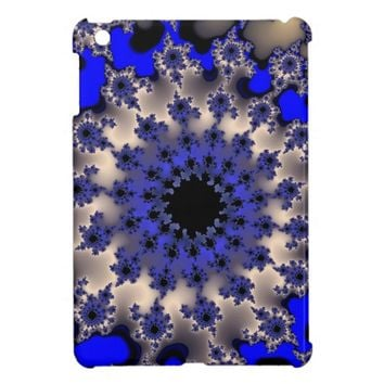 Blue Eyeball Glossy iPad Mini Case