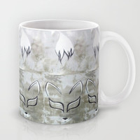 Silver Fox Mug by jessadee77