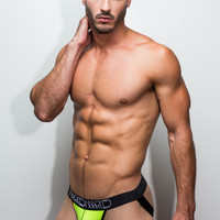 Marco Marco Hover Jockstrap (Neon Yellow)