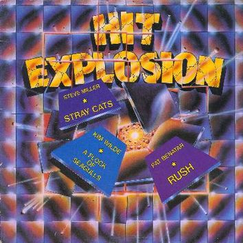 Hit Explosion - Various, LP (Pre-Owned)