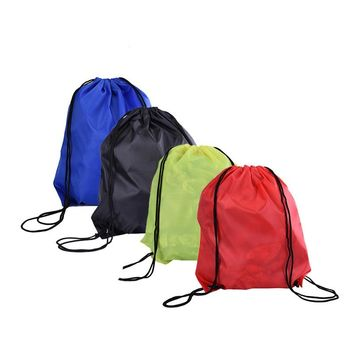 Swimming Bags High-quality Nylon Waterproof Backpack Convenient and for Practical Drawstring Beach Bag Travel Bags Sport Bag