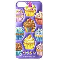 Dylan's Candy Bar Cupcake Puffy iPhone 5/5s Cover