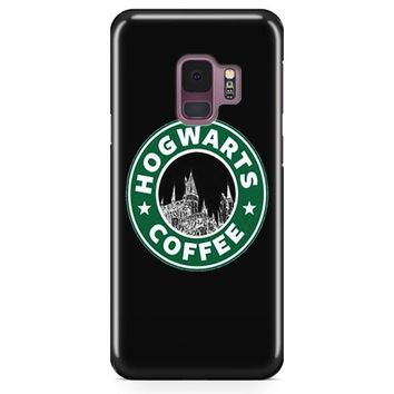 Hogwarts Coffee Samsung Galaxy S9 Case | Casefantasy