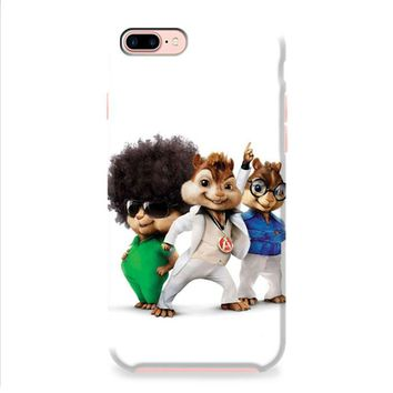 Alvin And The Chipmunks The Road Chip Movies 70s iPhone 8 | iPhone 8 Plus Case