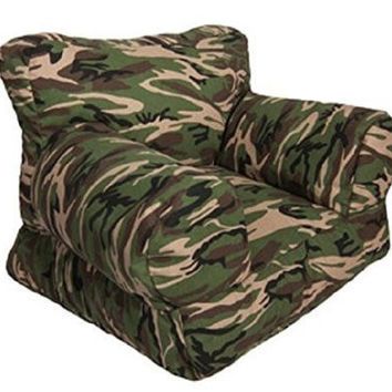 Camo Mi Chair Bean Bag for Kids