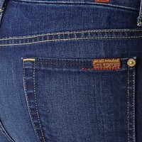 Slim Illusion Skinny Bootcut In Geneva Blue | 7 For All Mankind