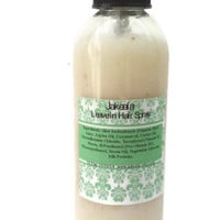 Coconut Juice Hair Leave in Spray Conditioner - Coconut milk, Marshmallow root BTMS 50 Aloe Vera 8 oz