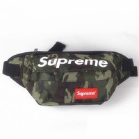 Men's and Women's Supreme Chest Pockets Oxford Casual Riding Bag 032