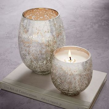 Crackle Jar Scented Candle
