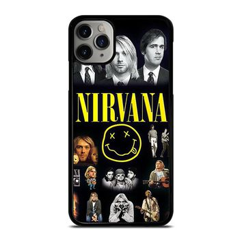 NIRVANA iPhone Case Cover