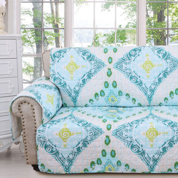 Cascade Style Furniture Protector For Sofa