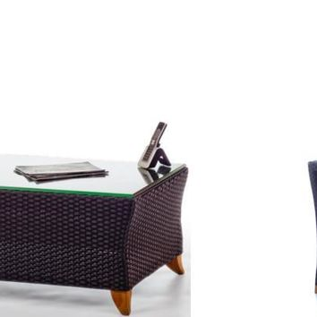Deep Seating Rattan Set