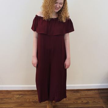 Holly Off The Shoulder Jumpsuit