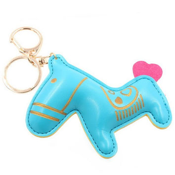 Pony Key Chain (+ Colors)