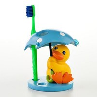 Jumping Beans Lucky Duck Toothbrush Holder