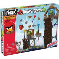 Angry Birds Hogs in the Sky Building Set by K'nex (Blue/Red)