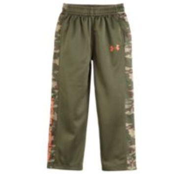 Under Armour Boys' Infant UA Solid Tundraflage Pants