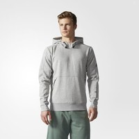 adidas Sport ID French Terry Hoodie - Grey | adidas US