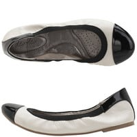 Womens - dexflex by Dexter - Women's Claire Scrunch Flat - Payless Shoes