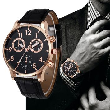 The Don Religion Masculino Watch